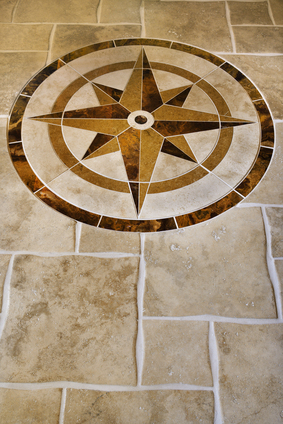 Fort Lauderdale Tile Flooring Inlay